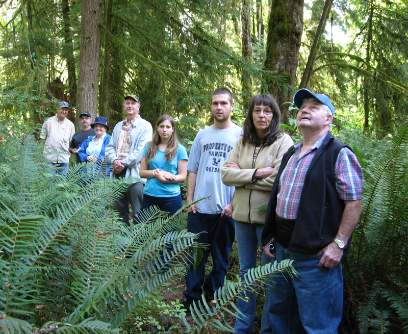 Youth Lead Millard Creek Sensitive Ecosystem Tour – July 13th