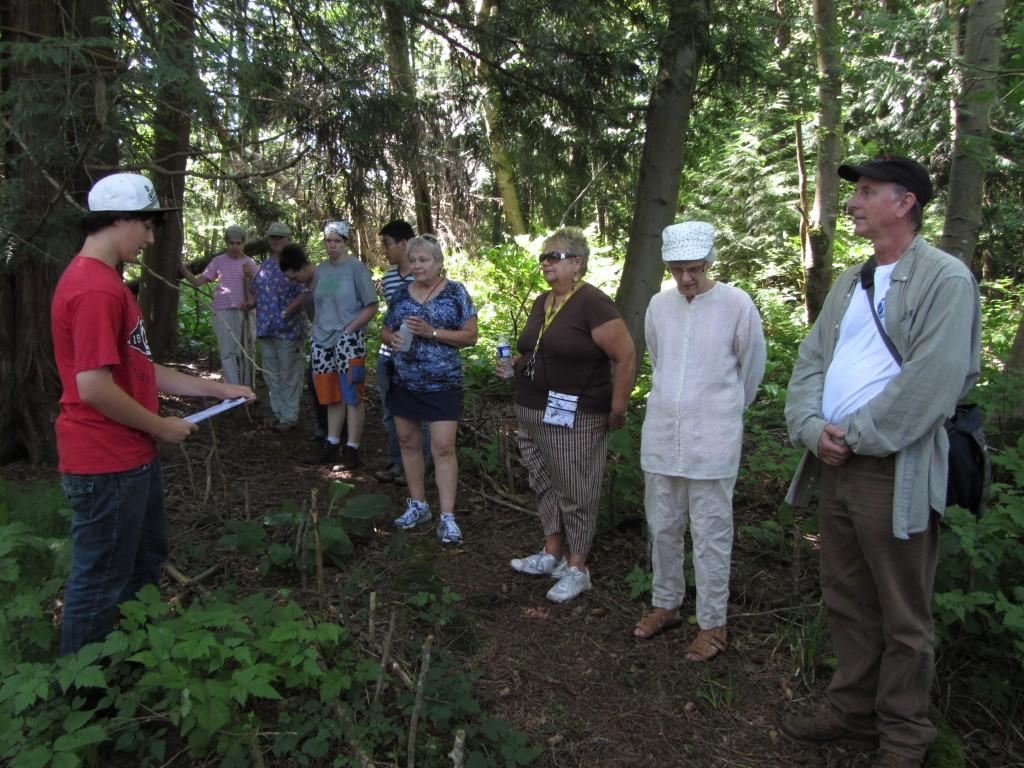 YER Millard Creek Tour in July 2012