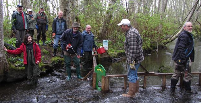 Youth and Ecological Restoration Ten Year Review