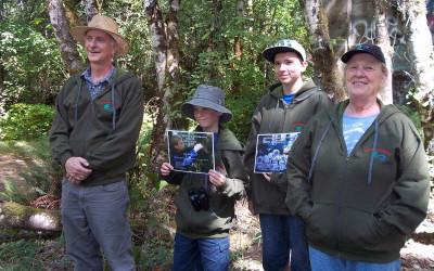 Headquarters Townsite Park Report 2015