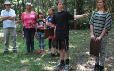 Youth Lead Bear Creek Nature Park Tour – July 31