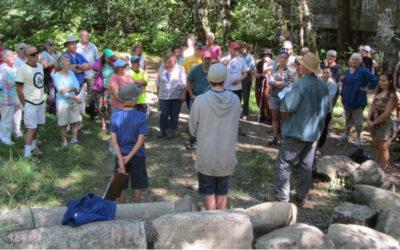 2016 Driftwood Marine Park Youth Tour
