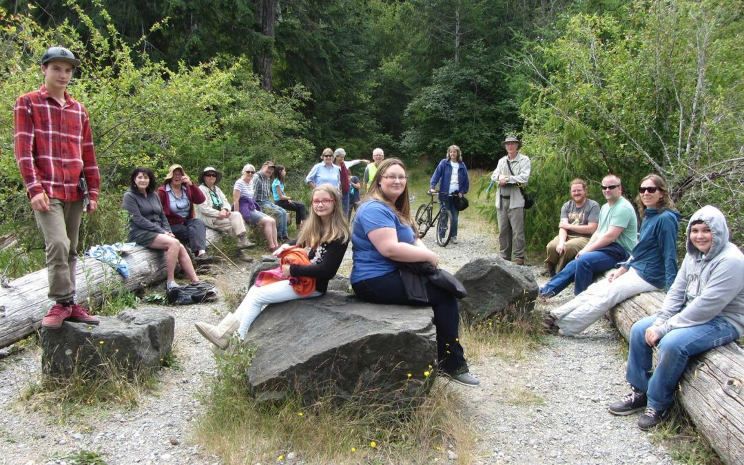 Youth Lead Trent River Park Tour – July 23,2017 at 1pm