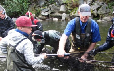 Youth and Ecological Restoration Program helps vulnerable youth gain a sense of worth, belonging and place
