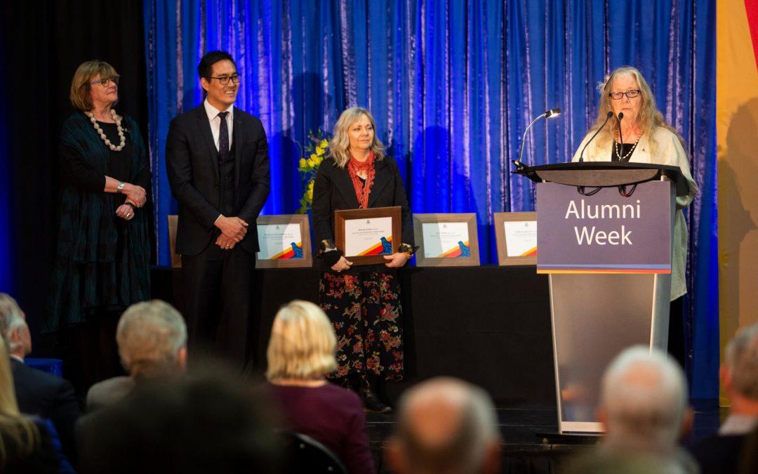 JOURNEY OF KNOWLEDGE  (UVic Distinguished Alumni Award Speech)