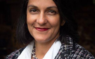 Local organic farmer, Arzeena Hamir, donates $1,000 to YER